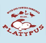 Platypus? Perry the Platypus?!