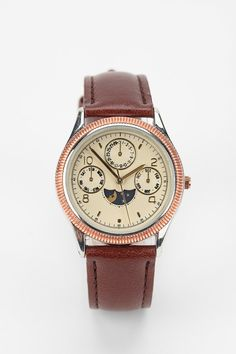 The Sun & Moon Watch - Urban Outfitters