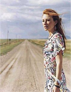 Tori Amos - Scarlets Walk best album for a greyhound bus trip. #GutermuthUp