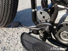 Foot Clutch for Jockey Shifter - Street Chopper Magazine