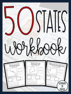 The 50 States Workbo