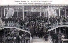Le Grand Bazar de la rue de Rennes