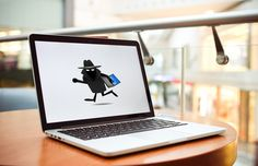 laptop-thief We've been getting lots of comments and emails from our readers about how they lost their iPhoneor Android device and asking us for help and advice. So it seems that, unfortunately, quite a lot of people lose their smartphone. However, not only smartphones and tablets get lost or stolen, but also laptops. Although it's rather unlikely that you simply lose a laptop, just because of its size, but an expensive gadget of that size can be easily spotted and taken away by thieves.