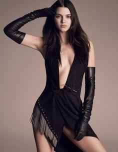Kendall Jenner by Iango Henzi + Luigi Murenu for Vogue Japan November 2015 10