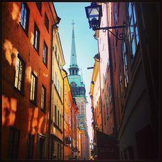 Stockholm in Storstockholm