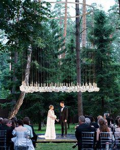 Modern Wedding Arche