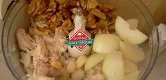 çerkez Tavuğu - Pratik Yemek Tarifleri. Gurme resimli kolay pratik çerkez Tavuğu nasıl yapılır yapılışı yapımı hazırlanışı