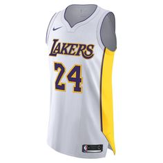 ff43f950b13 Kobe Bryant Association Edition Authentic (Los Angeles Lakers) Men s Nike  NBA Connected Jersey