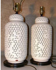 Friday Obsession Vintage Ginger Jar Lamps | Octavia + Brown