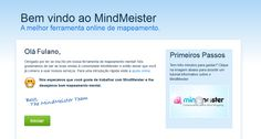 MindMeister - Processo de Inscrição Processo de Inscrição - Passo 4