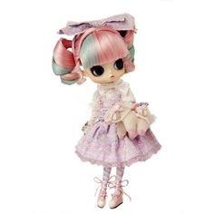 """Pullip Dolls Byul Angelic Pretty Sucre 10"""" Fashion Doll Accessory (115 CAD) ❤ liked on Polyvore featuring toys, filler, lolita, dolls and kawaii"""