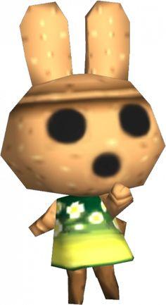 Coco - Animal Crossing: New Leaf #ACNL