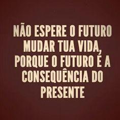 Vem futuro, vem!