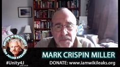 14 Mark Crispin Miller - - Online Vigil in support of Julian As. Unity, Acting, June, Fictional Characters, Fantasy Characters, Smoke