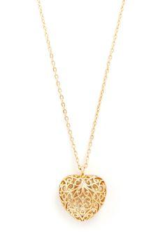 Infinite Love Necklace | Mod Retro Vintage Necklaces | ModCloth.com