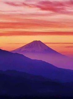東京カメラ部 Mt Fuji, Japan by Masanori Konagaya Monte Fuji, Beautiful World, Beautiful Places, Landscape Photography, Nature Photography, Fuji Mountain, Destination Voyage, Seen, Mountain Landscape
