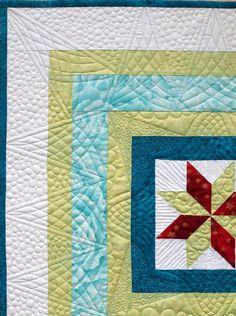 Sampaguita Quilts: Winter Windows