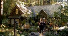 Cottage from Twilight Breaking DAwn
