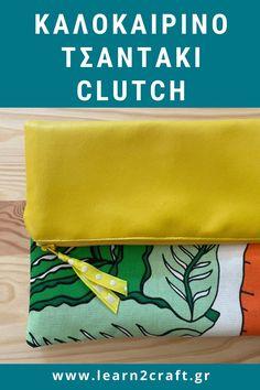 καλοκαιρινό τσαντάκι clutch Continental Wallet, Bags, Handbags, Bag, Totes, Hand Bags