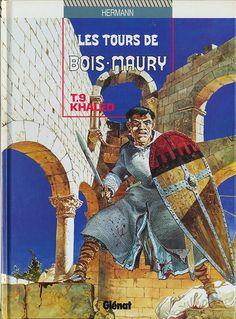 Les tours de Bois-Maury -9- Khaled  -  1993