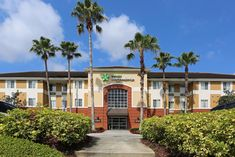 This Extended Stay property is a 6 minutes' drive from Universal Studios. SeaWorld is a 9 minutes' drive from the property. Extended Stay, Sea World, Convention Centre, Universal Studios, Orlando, Hotels, America, Mansions, House Styles