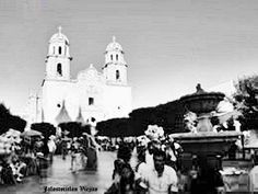 Plaza y Parroquia de Jalostotitlan Jalisco Mexico 1
