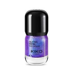 Glitter Metal Nail Lacquer - 05 Blue Indigo