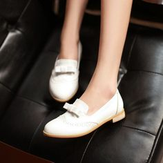 Bow Women Flats Shoes 5515