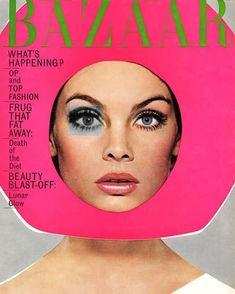 "El Buen Gusto on Instagram: ""Jean Shrimpton 1965 #jeanshrimpton #bazaar #magazinecover #retroaesthetic #swinginglondon #sixties #sixtiesstyle #sixtiesfashion…"""