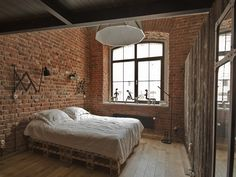 Anna Pliss/Bedroom Design for Apartment in Moscow
