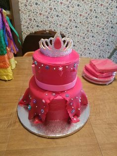 Elena of Avalor cake https://www.facebook.com/delectabledesignsbyJen/