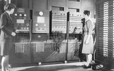 The surprisingly unknown history of women in computing - InVision Blog