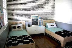 Kinderkamer delen - Inspiratie & tips voor het inrichten van de slaapkamer