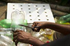 Comment fabriquer un climatiseur écolo avec des bouteilles en plastique?