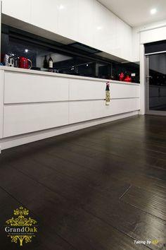 Beautiful Grand Oak Flooring from Fowles Floor Colors, Oak Color, Timber Flooring, Solid Oak, Colours, Interior Design, Gallery, Outdoor Decor, High Gloss