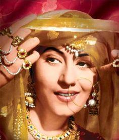 #Madhubala In Mughal-e-Azam  | #Celebs #Bollywood