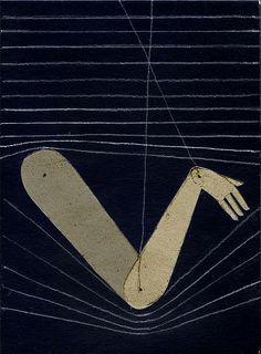 'Bon jour étranger' (2009) by Juanjo of Spanish design studio & publishers milimbo. via milimbo on Flickr