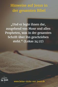 Und auch im ältesten Buch der Bibel, dem Buch Hiob, wird das Kommen von Jesus angekündigt. Hiob selber spricht davon, daß er weiß (!), daß sein Erretter lebt.