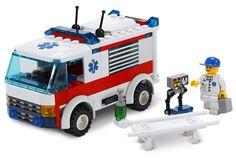 Brickset - a BrickList of ambulances and other medical vehicle LEGO kits!