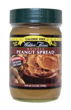Zero Carb, Sugar-free Gluten Free, Zero Calorie Peanut Butter.  Walden Farms    Low Carb Zero Carb Low Carb