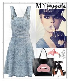 """Untitled #604"" by veronica7777 ❤ liked on Polyvore featuring RED Valentino, Givenchy and Elizabeth Arden"
