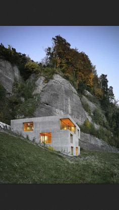 1000 Images About Hillside Architecture On Pinterest