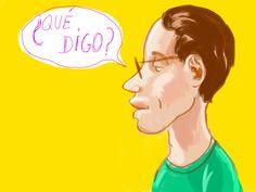 Qué digo?. By Chano Calvo.