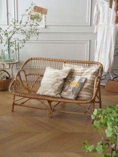 Outdoor Sofa, Outdoor Furniture, Outdoor Decor, Antique Sofa, Porch Swing, Bassinet, Antiques, Interior, House