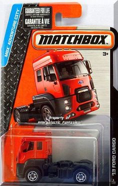 "Red, w/Black interior, ""Ford"" tampo on front, Black Thailand base, Tyre Shop, Farm Toys, Older Models, Matchbox Cars, Metal Toys, People In Need, S Car, Jeep Truck, Toy Trucks"
