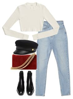 """""""Untitled #4797"""" by theeuropeancloset on Polyvore featuring Henri Bendel"""
