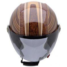 Jet 3D Helmets Tabac