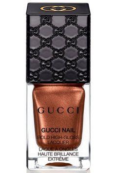 smalto gucci iconic bronze - STYLE FACTOR http://www.stylefactor.it/wordpress/smalti-gucci-cosmetics-a-i-2014-2015-tutti-i-colori-anteprima/