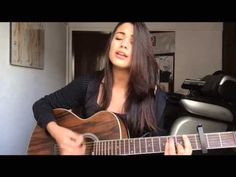 Isadora Pompeo - Espírito Santo ( cover Priscilla Alcântara ) - YouTube  Amoo essa música!! Perfeita!