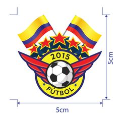 diseño de tatuajes para Yupi para copa america 2015. (8 motivos)